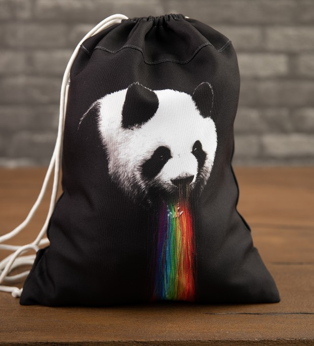Pandalicious drawstring bag Miniature 2