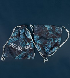 Mr. Gugu & Miss Go, Paradise is here underwear bag Thumbnail $i