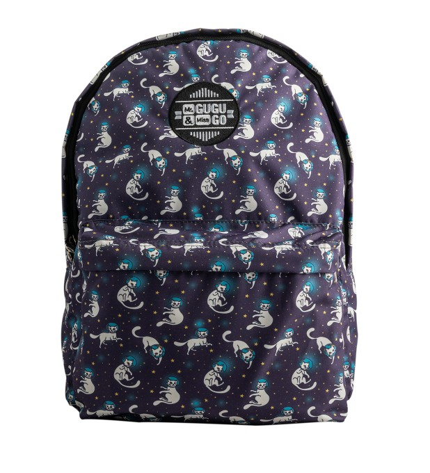 Galaxy Kittens backpack Thumbnail 1