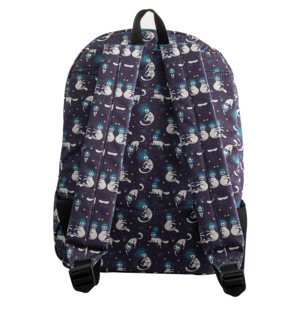 Galaxy Kittens backpack Thumbnail 2