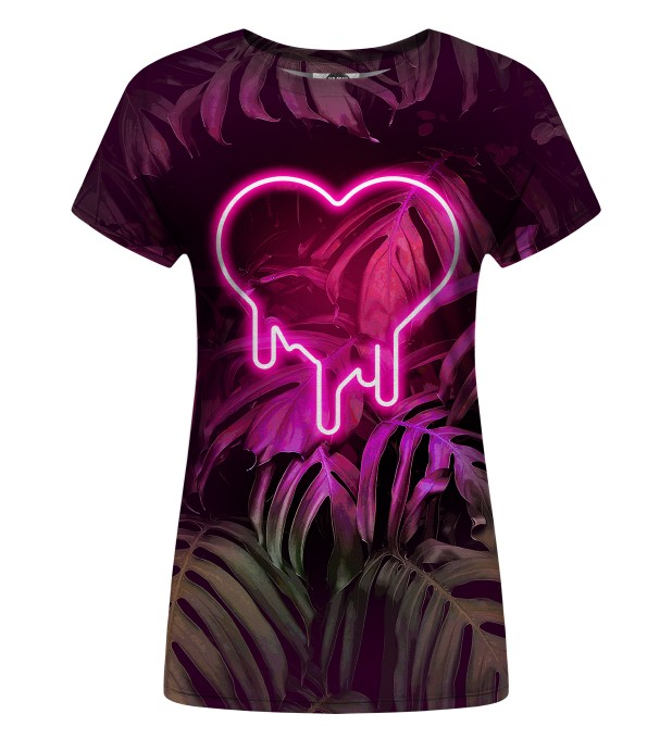 Melt my heart womens t-shirt Thumbnail 1