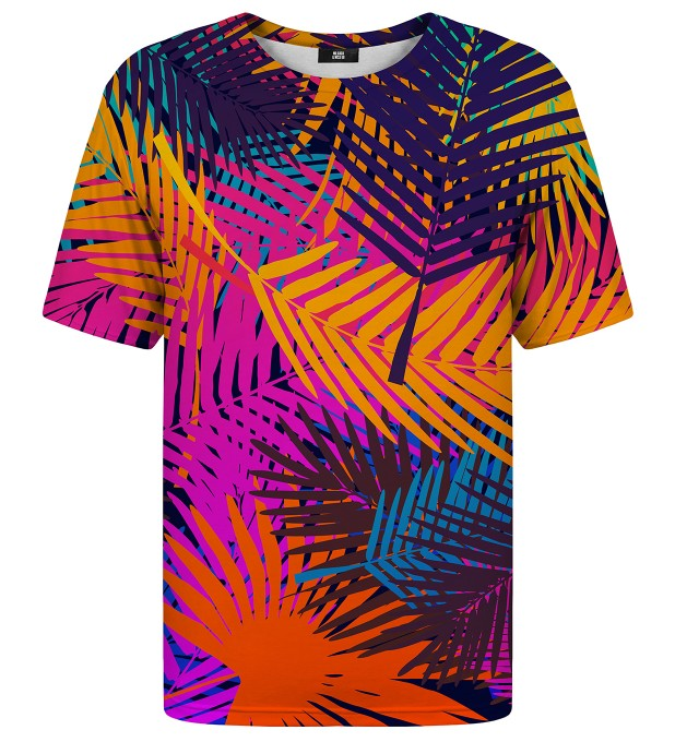 Colorful Palm t-shirt Miniatura 1