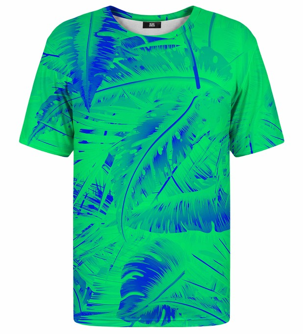 Tropical Green t-shirt Thumbnail 1