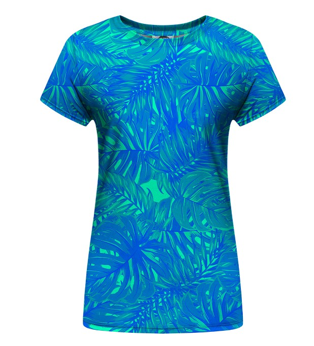 Blue Jungle womens t-shirt Miniatura 1