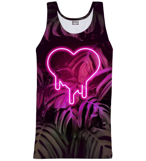 Melt my heart tank-top Miniature 1