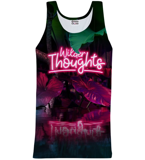 Tank-top ze wzorem Wilder Thoughts  Miniatury 1