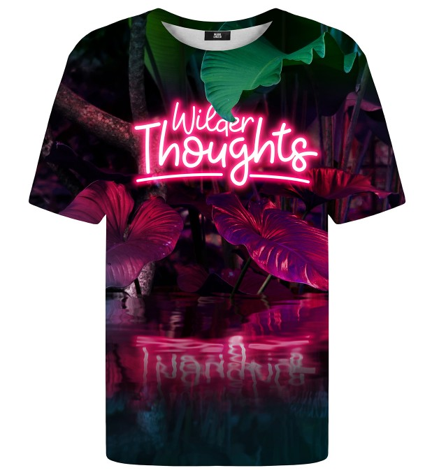 Wilder Thoughts t-shirt Miniatura 1