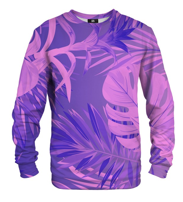 Tropical Violet sweater Thumbnail 1