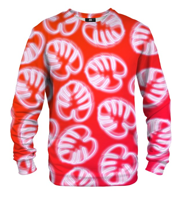 Neon Red sweater Thumbnail 1