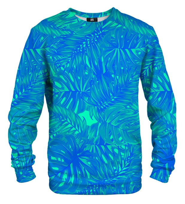 Blue Jungle sweatshirt Miniaturbild 1