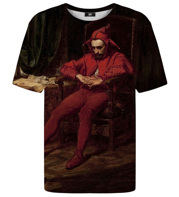Jester t-shirt Miniature 2