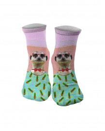 Mr. Gugu & Miss Go, Meerkat Man midi socks аватар $i