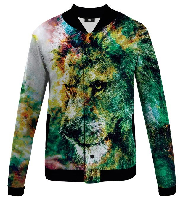 King of Colors Baseballjacke Miniaturbild 1