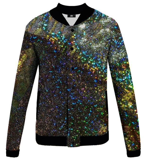 hologram baseball jacket Miniature 1