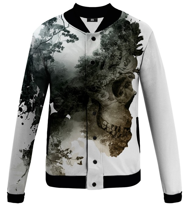 Dead Nature baseball jacket Thumbnail 1