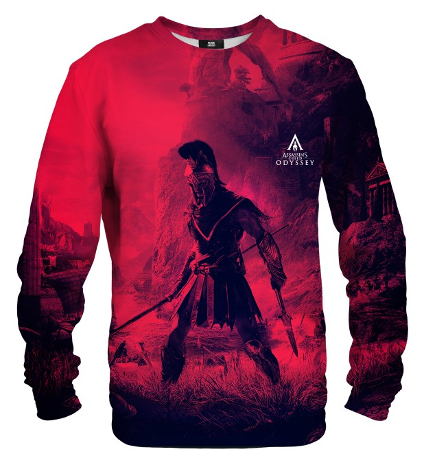 Greek Warrior sweater Thumbnail 1