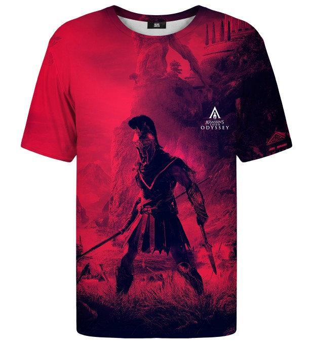 Greek Warrior t-shirt Miniatura 1