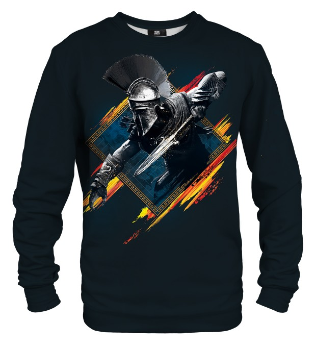 Spartan Fury sweater Miniatura 1