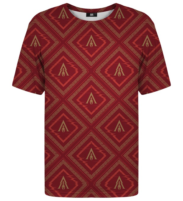 Oddysey Pattern t-shirt Miniature 1