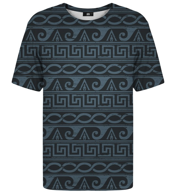 Greek Pattern t-shirt Miniaturbild 1