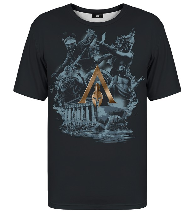 Assassin's Creed Odyssey t-shirt Miniature 1