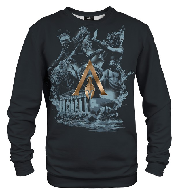Assassin's Creed Odyssey sweater Miniature 1