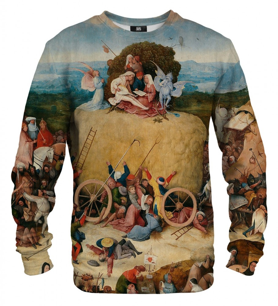 Mr. Gugu & Miss Go, The Hay Wain sweater Image $i