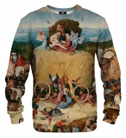 Mr. Gugu & Miss Go, The Hay Wain sweater Miniature $i