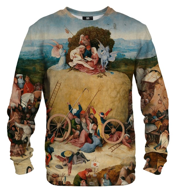 The Hay Wain sweater Miniature 1