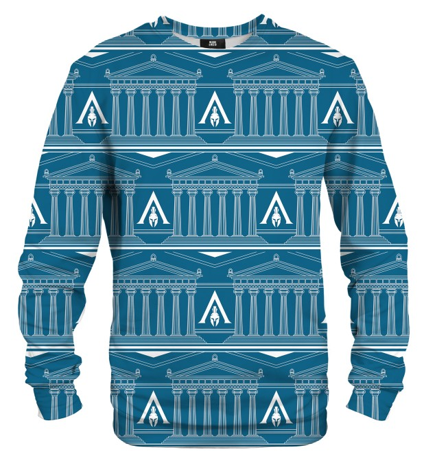 Athens Pattern sweater Thumbnail 1