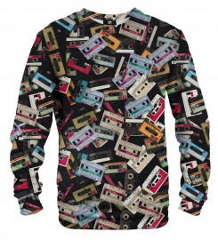 Mr. Gugu & Miss Go, Audio Cassettes sweater  Thumbnail $i