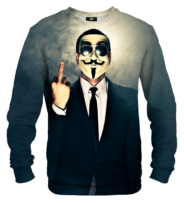 Fuck the system sweater аватар 2