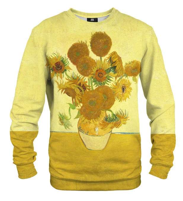 Sunflowers sweater Thumbnail 1