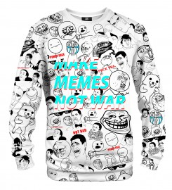Mr. Gugu & Miss Go, Classic Memes sweater Thumbnail $i