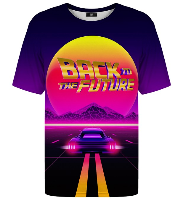 Back to the Future t-shirt Thumbnail 1