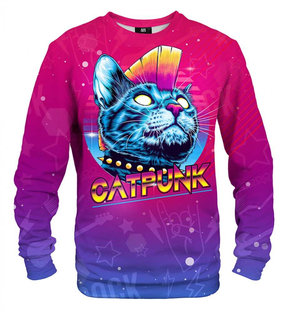 Mr. Gugu & Miss Go, Catpunk sweater Image $i