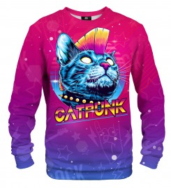 Mr. Gugu & Miss Go, Catpunk sweater Thumbnail $i
