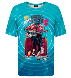 Mr. Gugu & Miss Go, Music Wave t-shirt Thumbnail $i