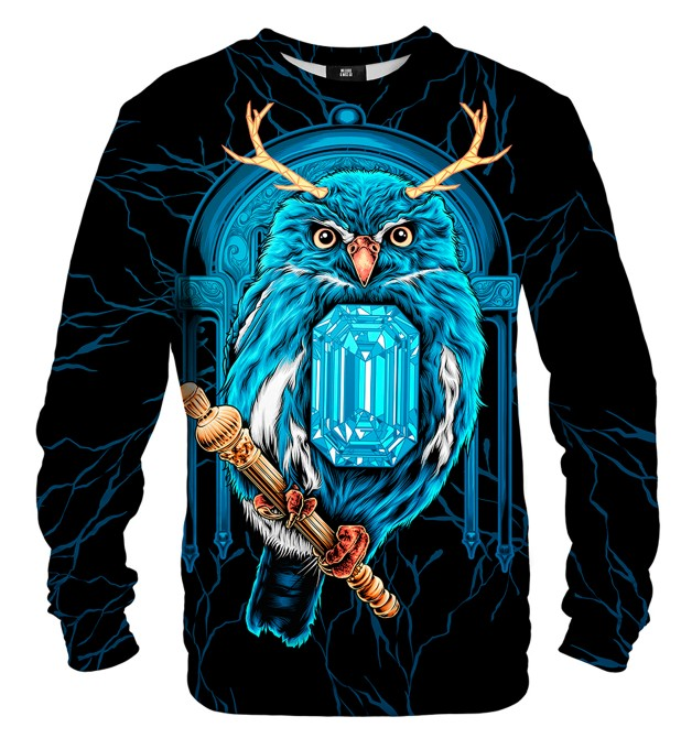 Diamond Owl sweater Thumbnail 1