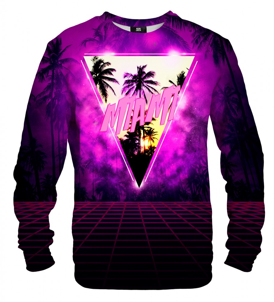 Mr. Gugu & Miss Go, Miami Style sweater Image $i