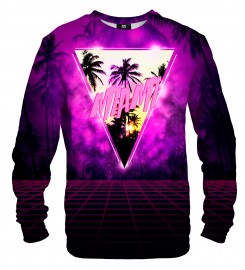 Mr. Gugu & Miss Go, Miami Style sweater Thumbnail $i