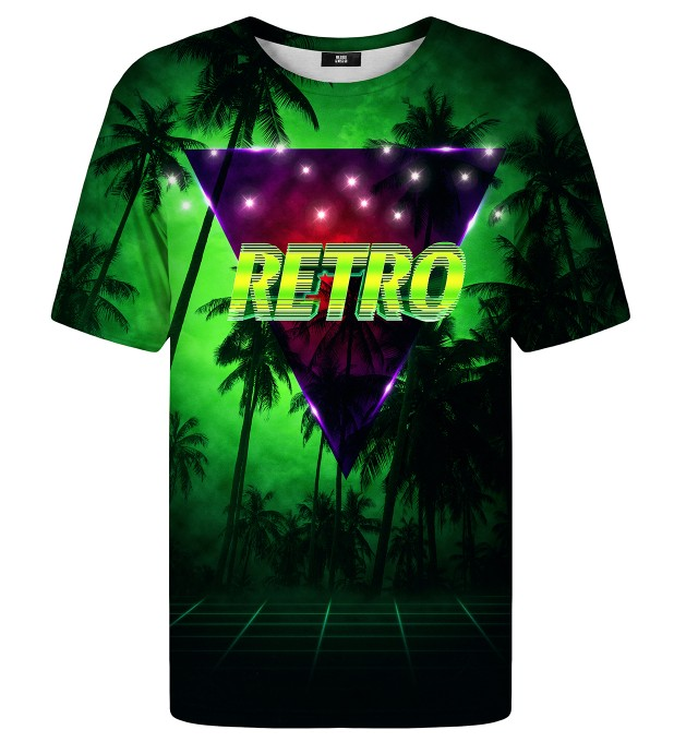 Welcome to the 80's t-shirt Thumbnail 1