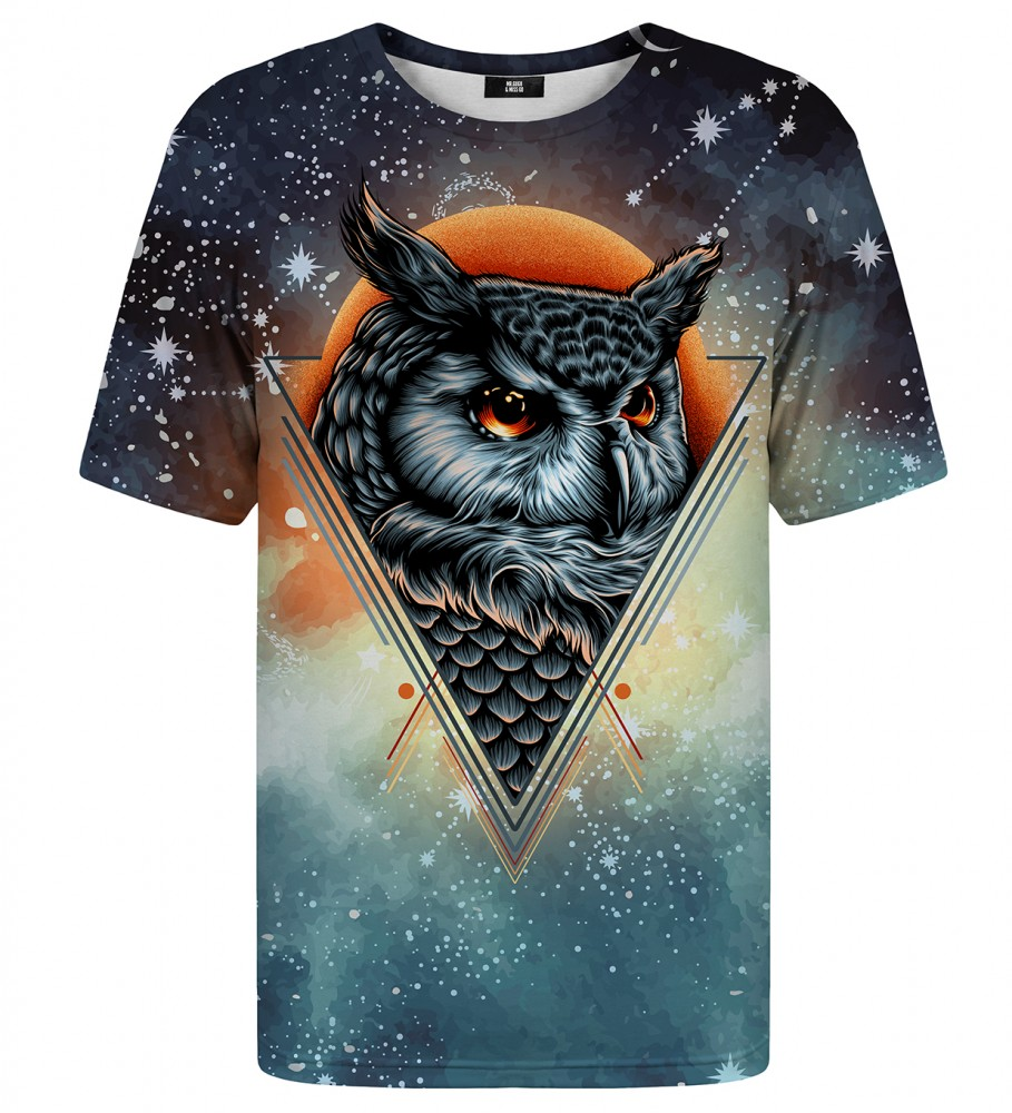 Mr. Gugu & Miss Go, Owl Constellation t-shirt Image $i