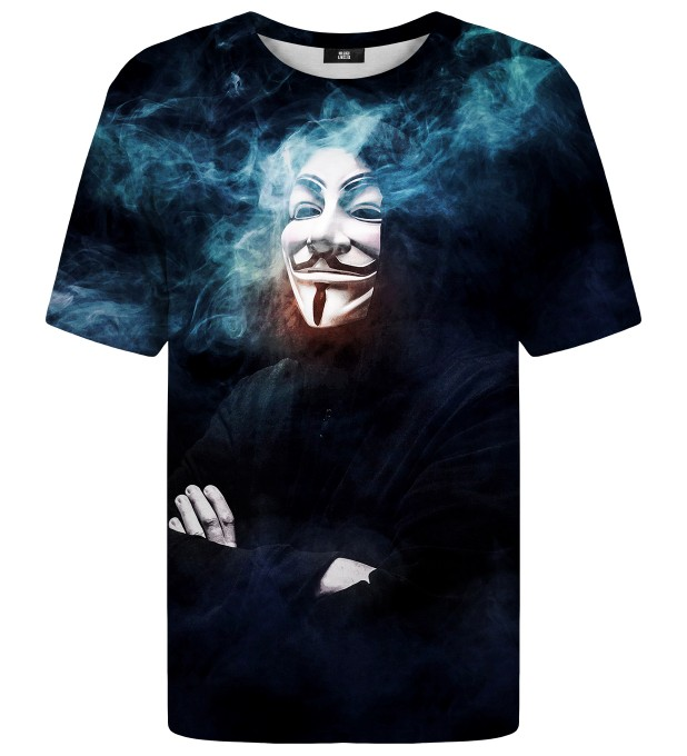 Anonymous t-shirt Miniaturbild 2