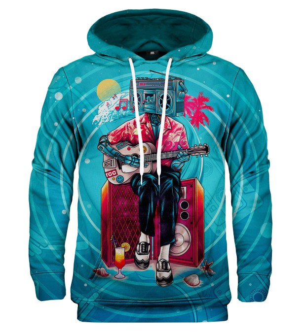 Bluza z kapturem Music Wave Miniatury 1