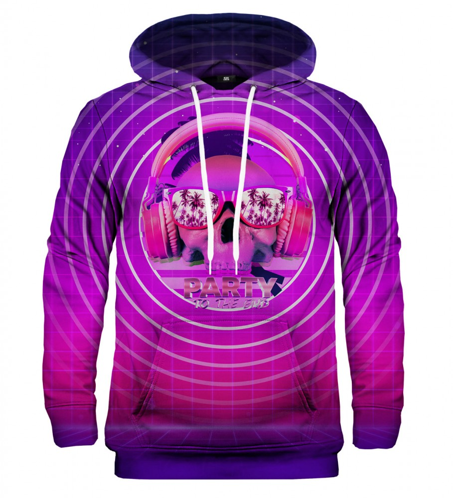 Mr. Gugu & Miss Go, Party to the end hoodie Image $i