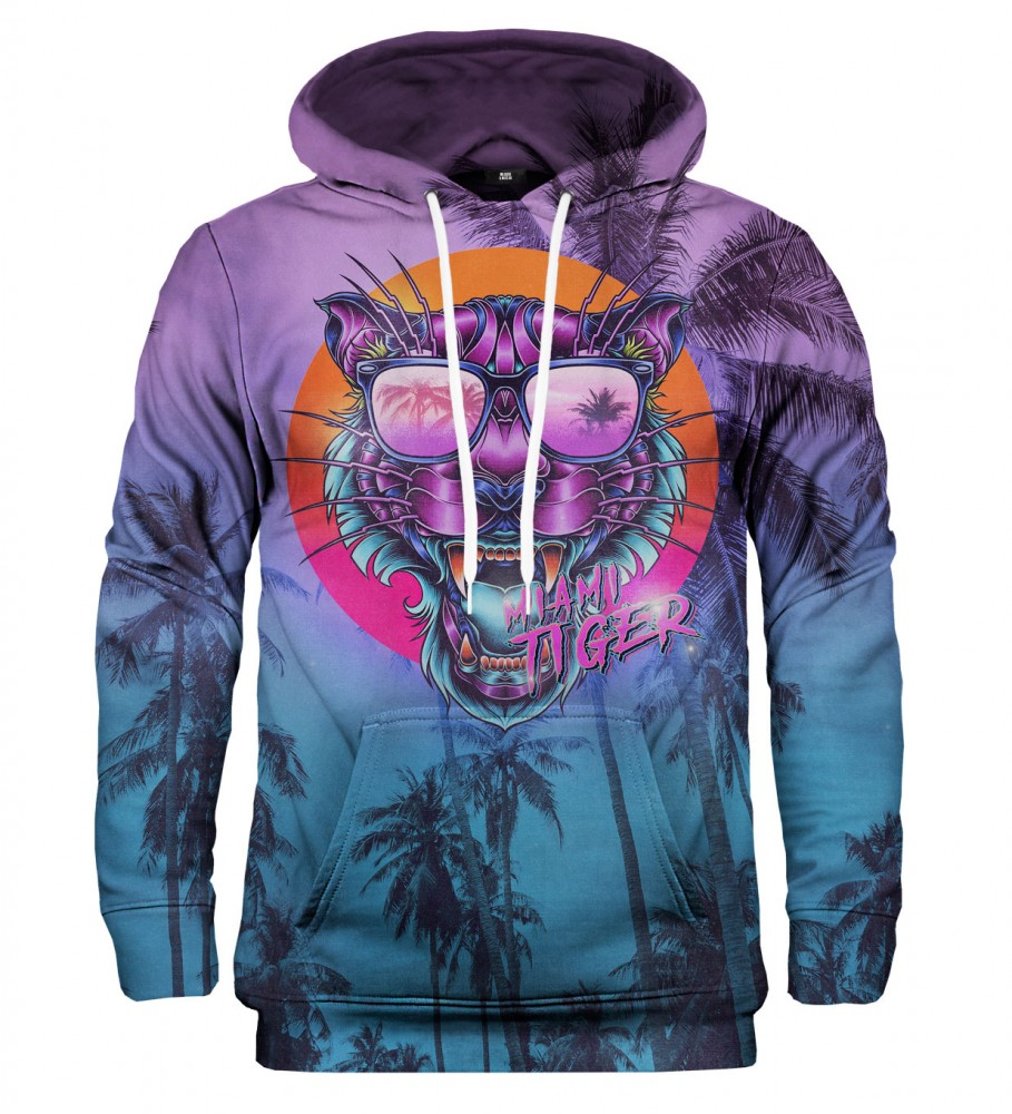 Mr. Gugu & Miss Go, Miami Tiger hoodie Image $i
