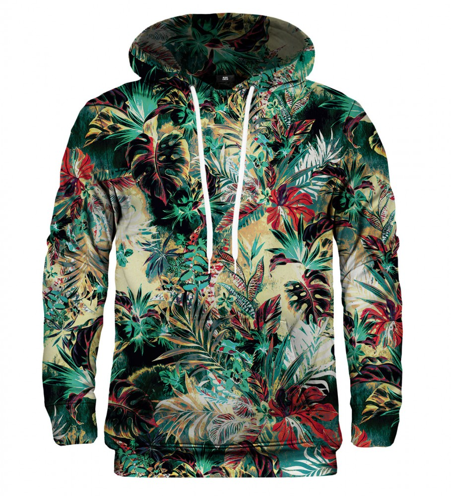 Mr. Gugu & Miss Go, Tropical Jungle hoodie Image $i