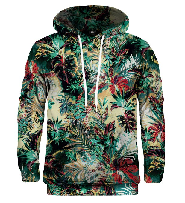 Tropical Jungle hoodie Thumbnail 1