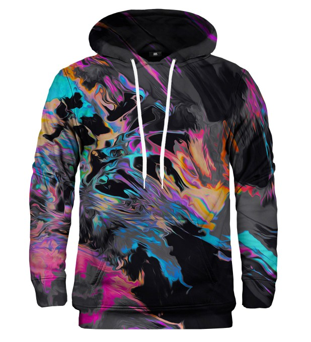 Space colours hoodie Miniature 1